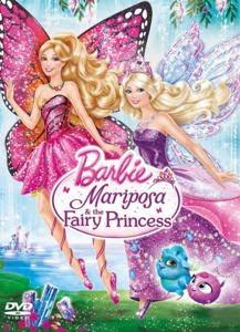 Barbie Mariposa y la Princesa de las Hadas – DVDRIP LATINO