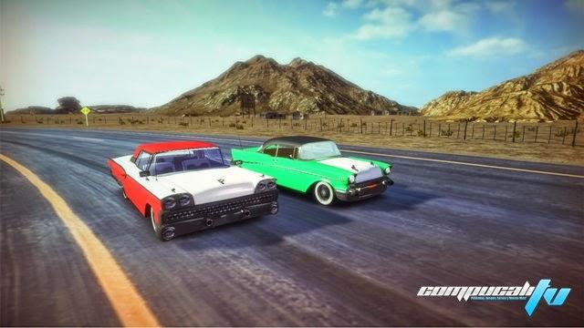 Motorama Classic Racing PC Full Español