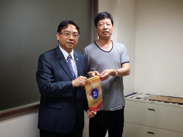 河北省開發區經貿考察團