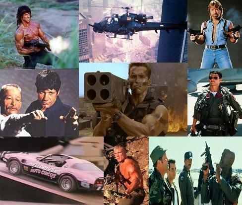 A 80-as évek akciófilmjei