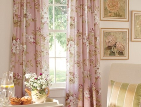 Cortinas para dormitorios de ni as y ni os decorar tu for Cortinas gruesas para dormitorios