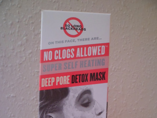 Soap and Glory No Clogs Allowed Deep Pore Detox Mask Review