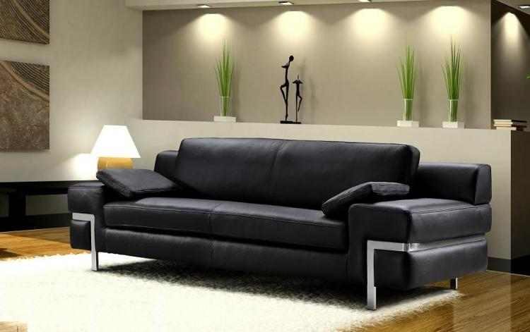 Leather Loveseat Sofa Bed