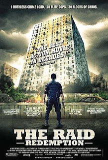 Download film The Raid DVDrip Terbaru 2012