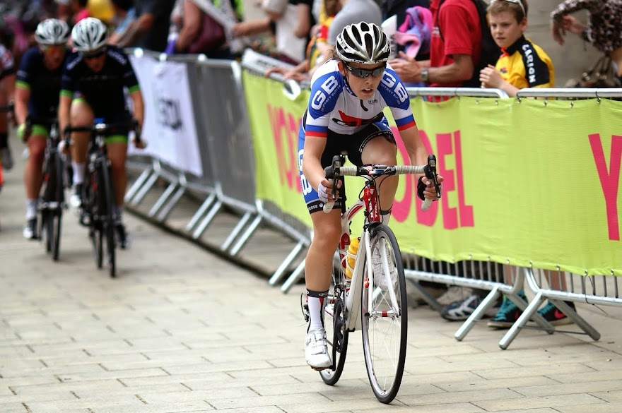 Iona at Peterborough Crit