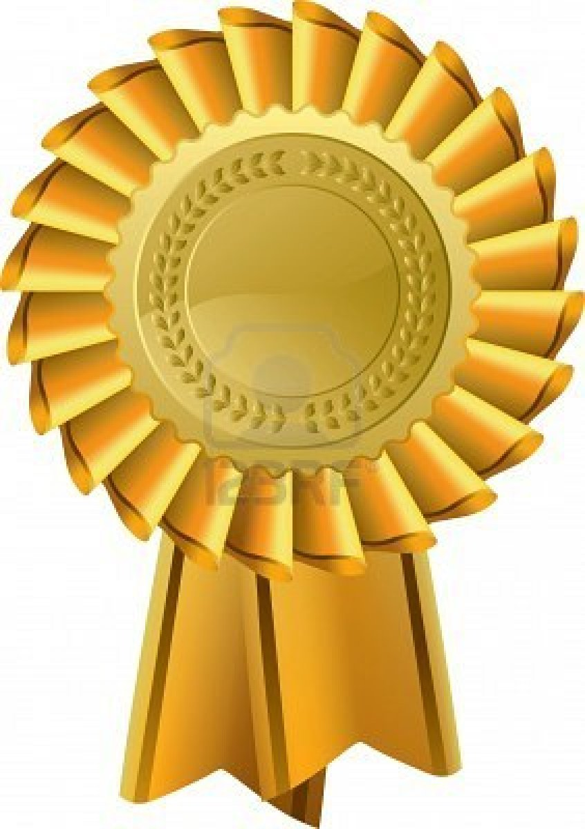 1st Place Trophy Clip Art on oscar animated trophies