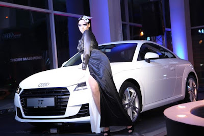 Audi Noida Glam Night