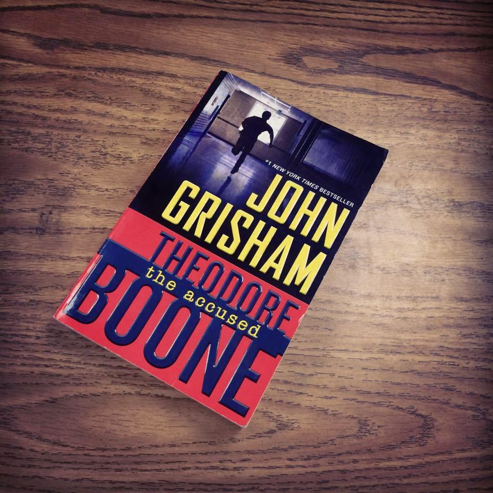 Amazon.com: Customer reviews: Theodore Boone: the Accused
