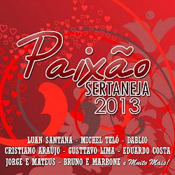 Paixão Sertaneja 2013