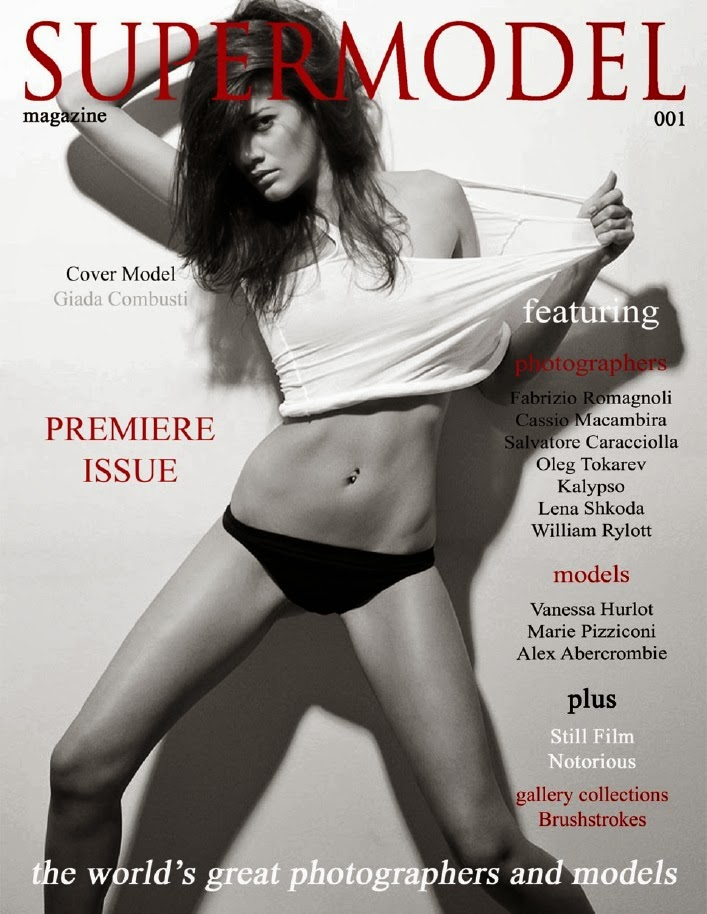 Supermodel Magazine - Issue 1