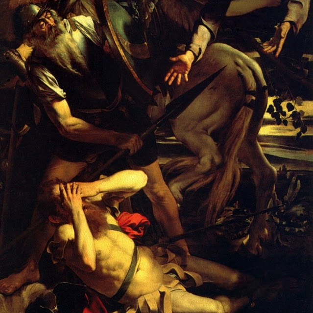 Conversion of St. Paul,Caravaggio,catholic
