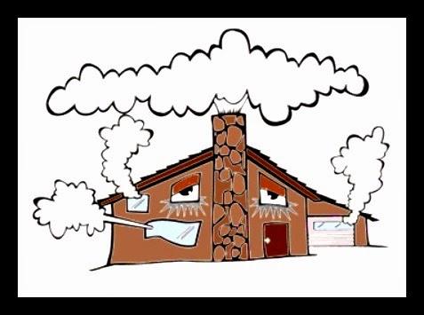 Bahaya Pencemaran Udara Dalam Rumah