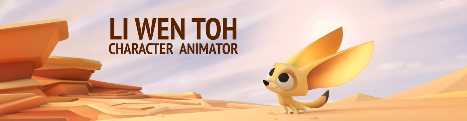 Toh Li Wen's Demoreel and Portfolio