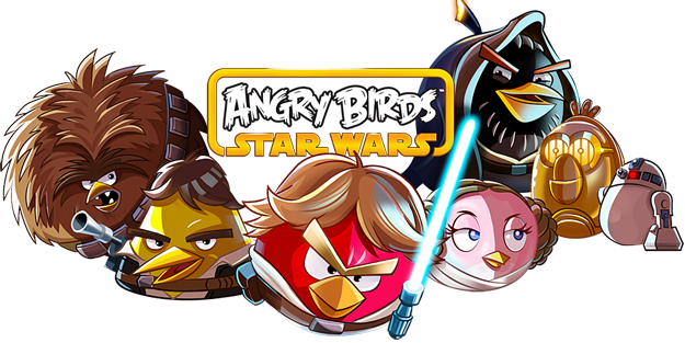 Angry birds star wars r2d2 coloring pages