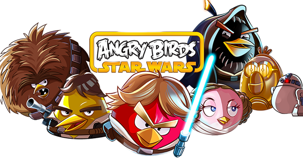 Angry Birds Star Wars 2 Coloring Pages