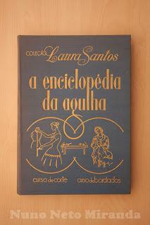 """alt=""""Enciclopédia da Agulha, Laura Santos, livro de lavores, needlework"""""""