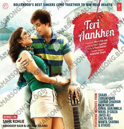 Teri Aankhen (2011) - Various Artist Indian Pop Mp3 Song Download
