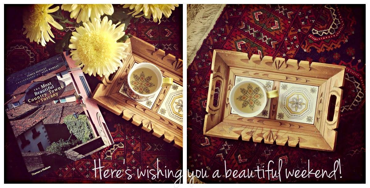 Coffee Table Books Green Tea And Flea Market Finds