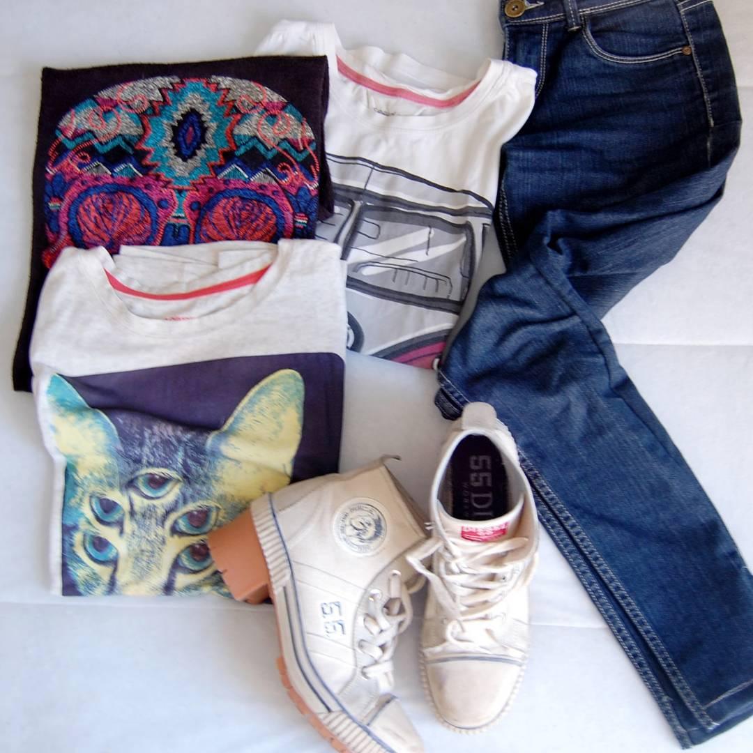 camisetas-bershka-zapatos-diesel-calaveras