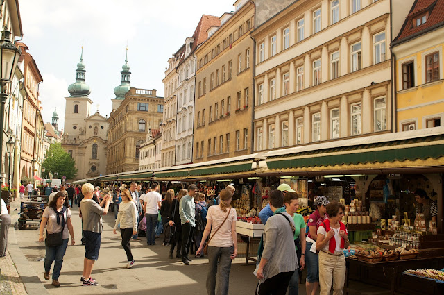 wisata, traveling, Prague, Czech Republic, Old Town Square