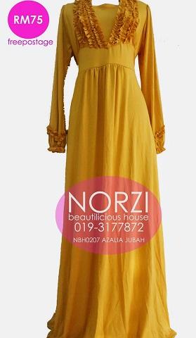 NBH0207 AZALIA DRESS