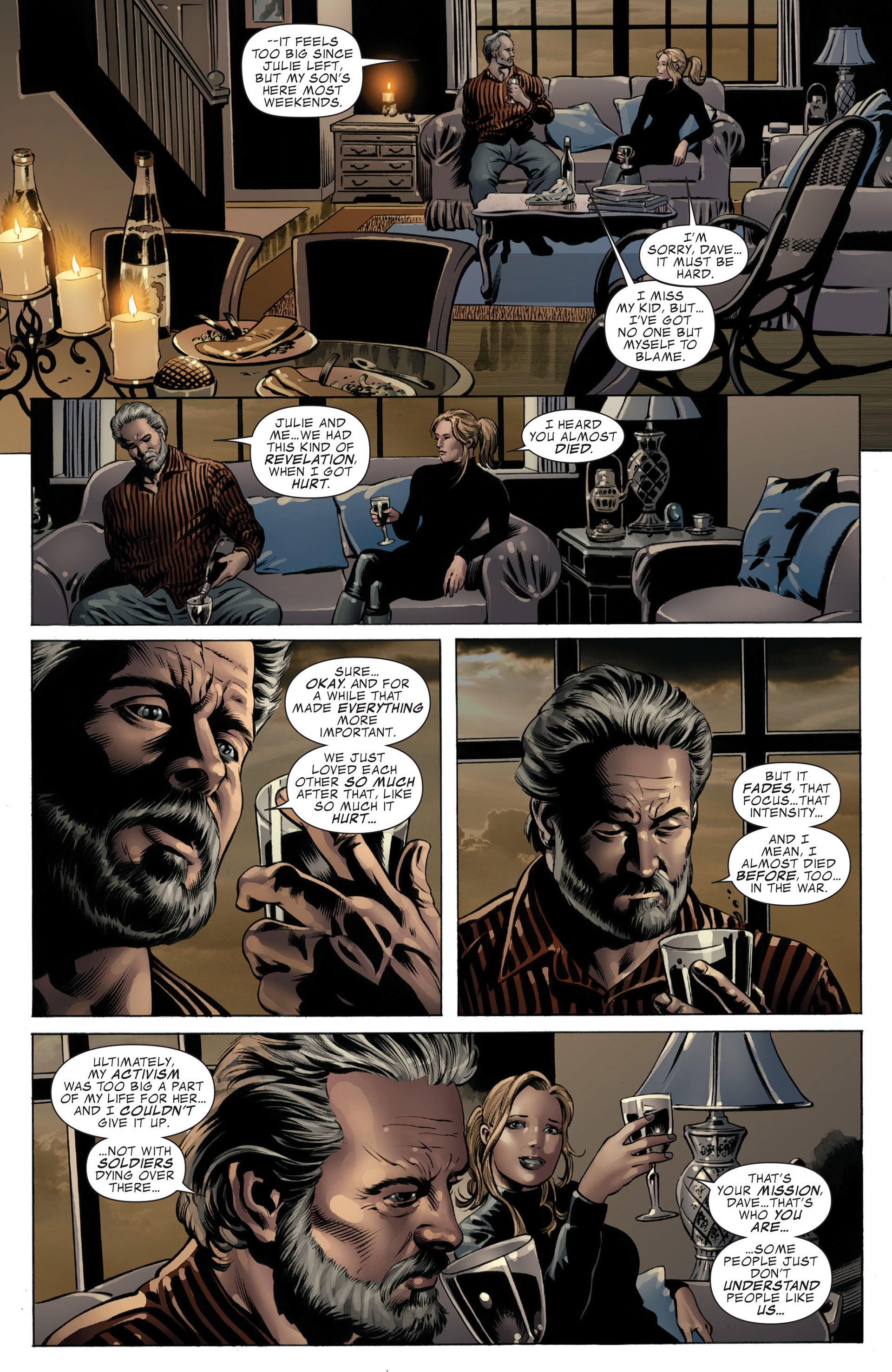 Captain America (2005) Issue #49 #49 - English 15
