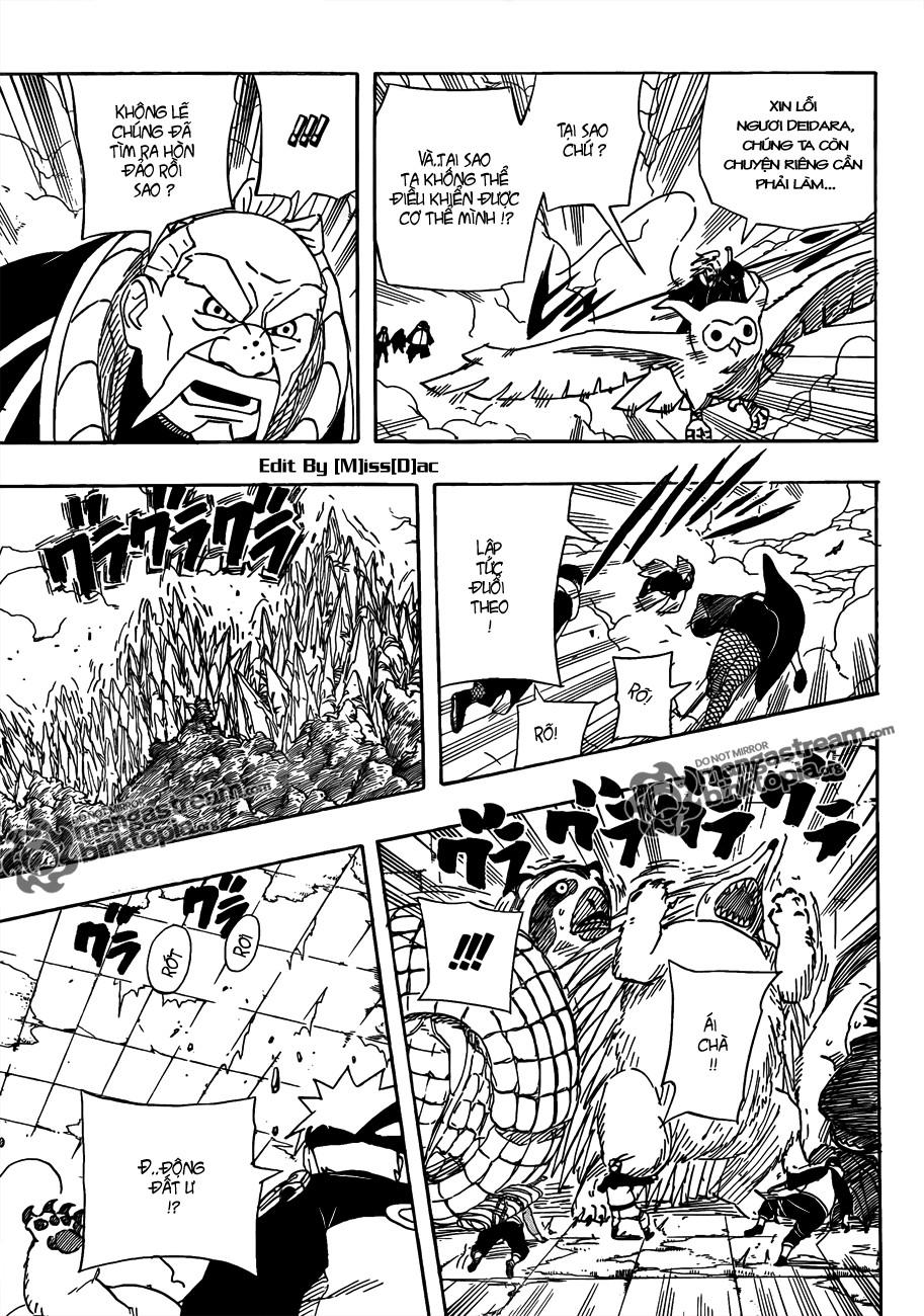 Naruto chap 513 Trang 11 - Mangak.info
