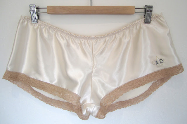 French Knickers in lace