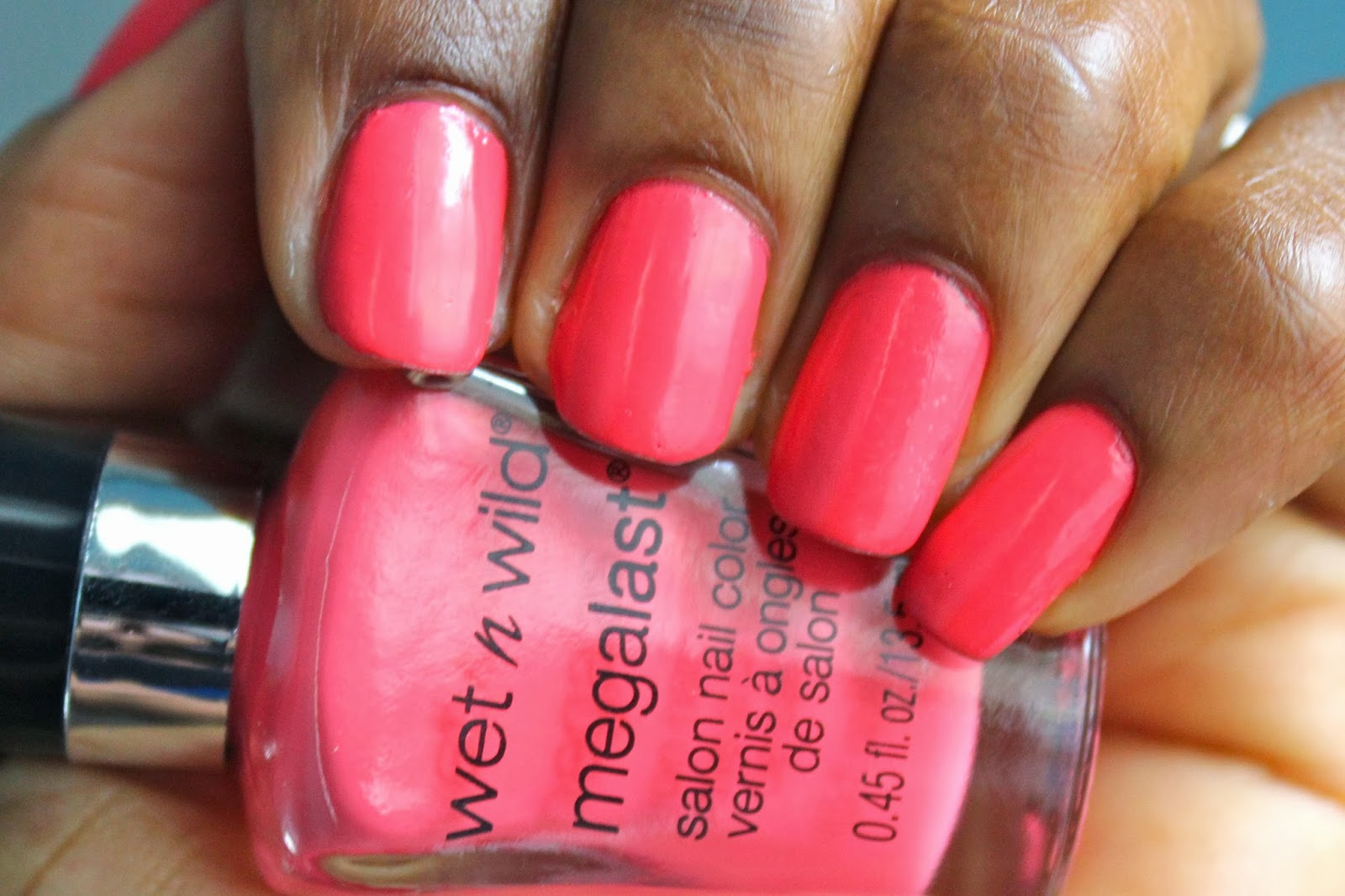 Wet N Wild Megalast Salon Nail Color Tropicalia Daftar Update Candylicious 210c
