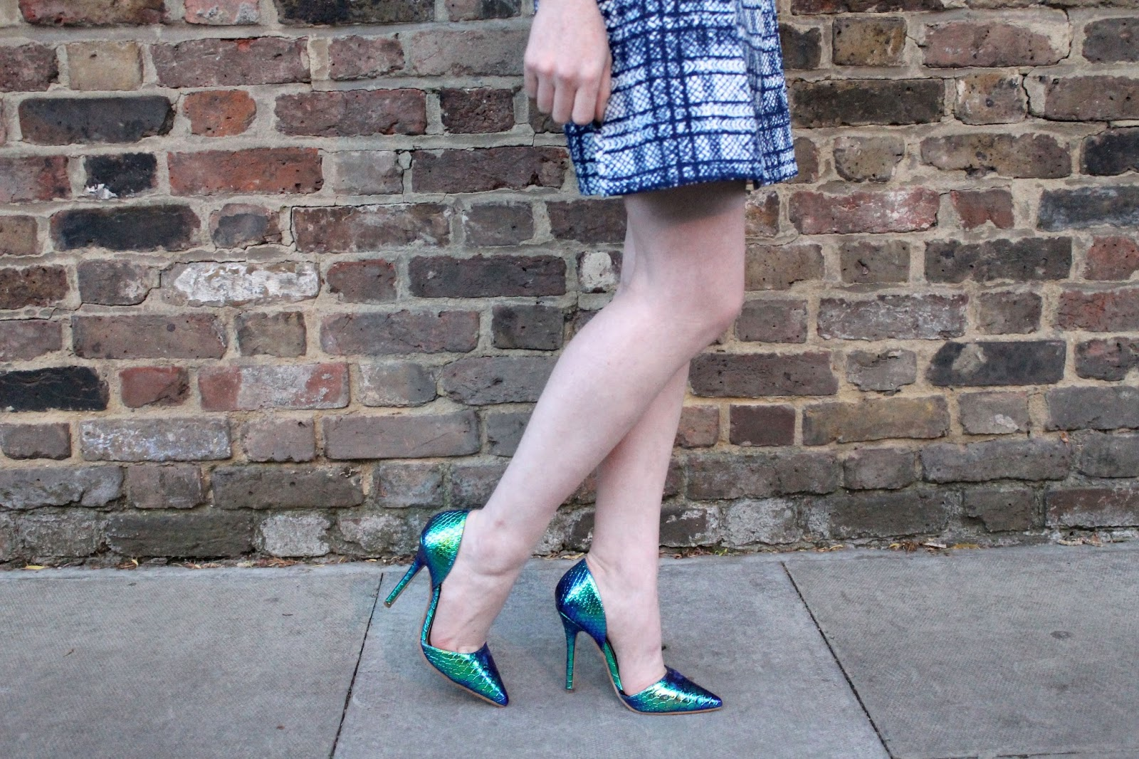mermaid heels primary fashion blogger
