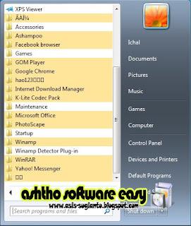 Highlight Newly Installed Programs