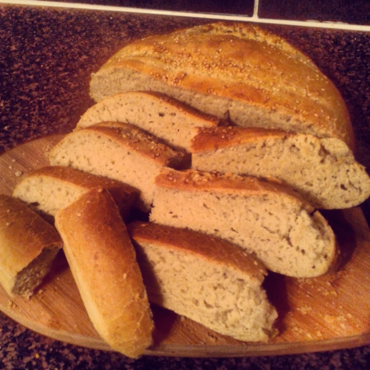 Sesame Seed Loaf