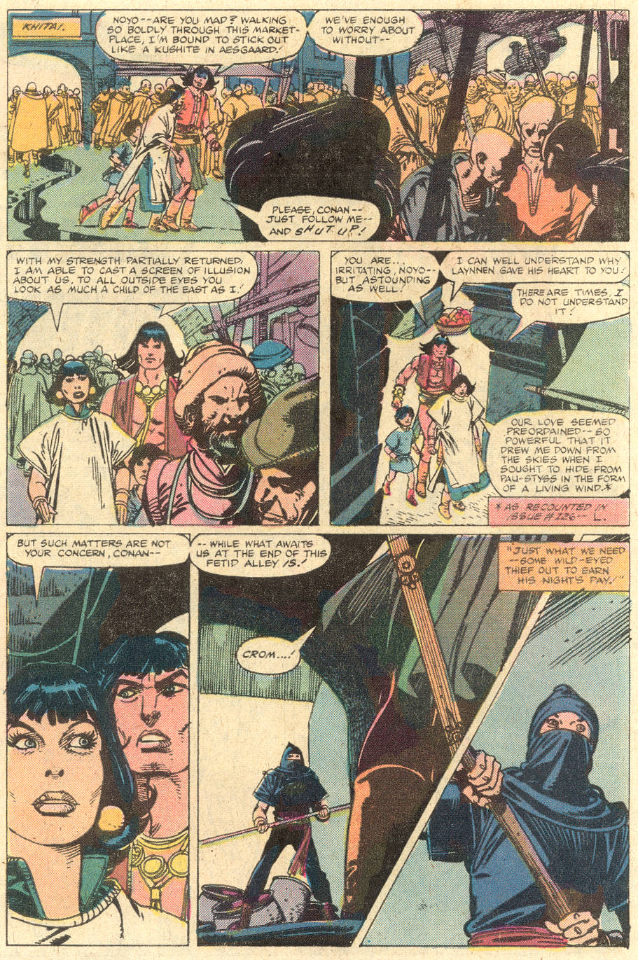Conan the Barbarian (1970) Issue #130 #142 - English 7