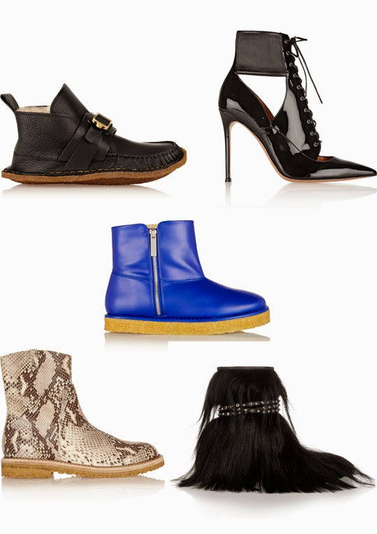 zapatos otoño invierno 2014