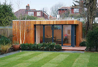 Garden shed office uk