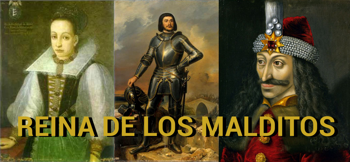 REINA DE LOS MALDITOS