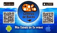 App Centros de Buceo.