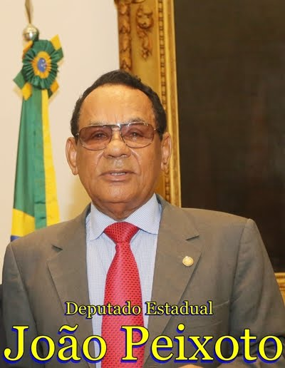 Deputado Estadual João Peixoto