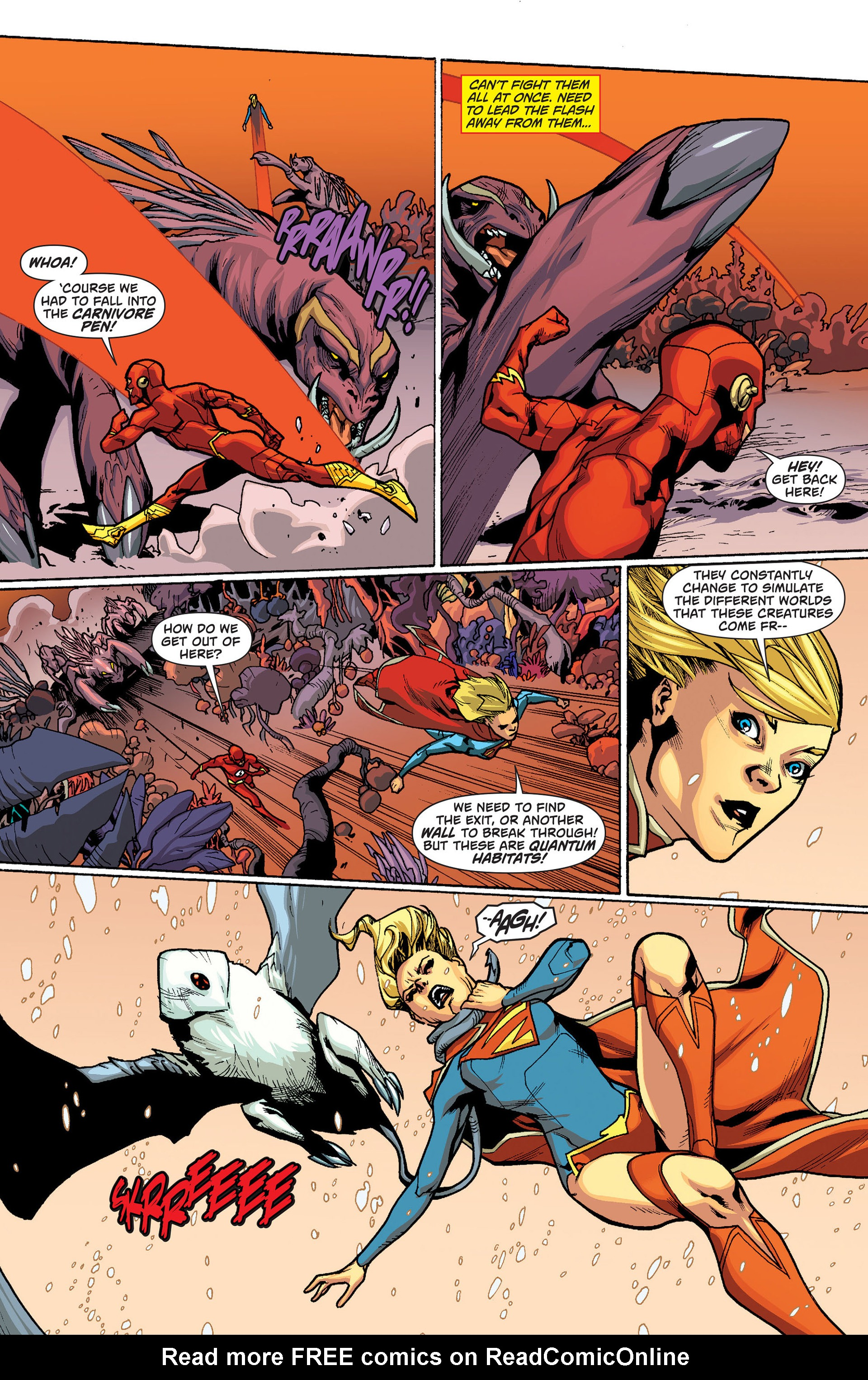Supergirl (2011) Issue #16 #18 - English 11