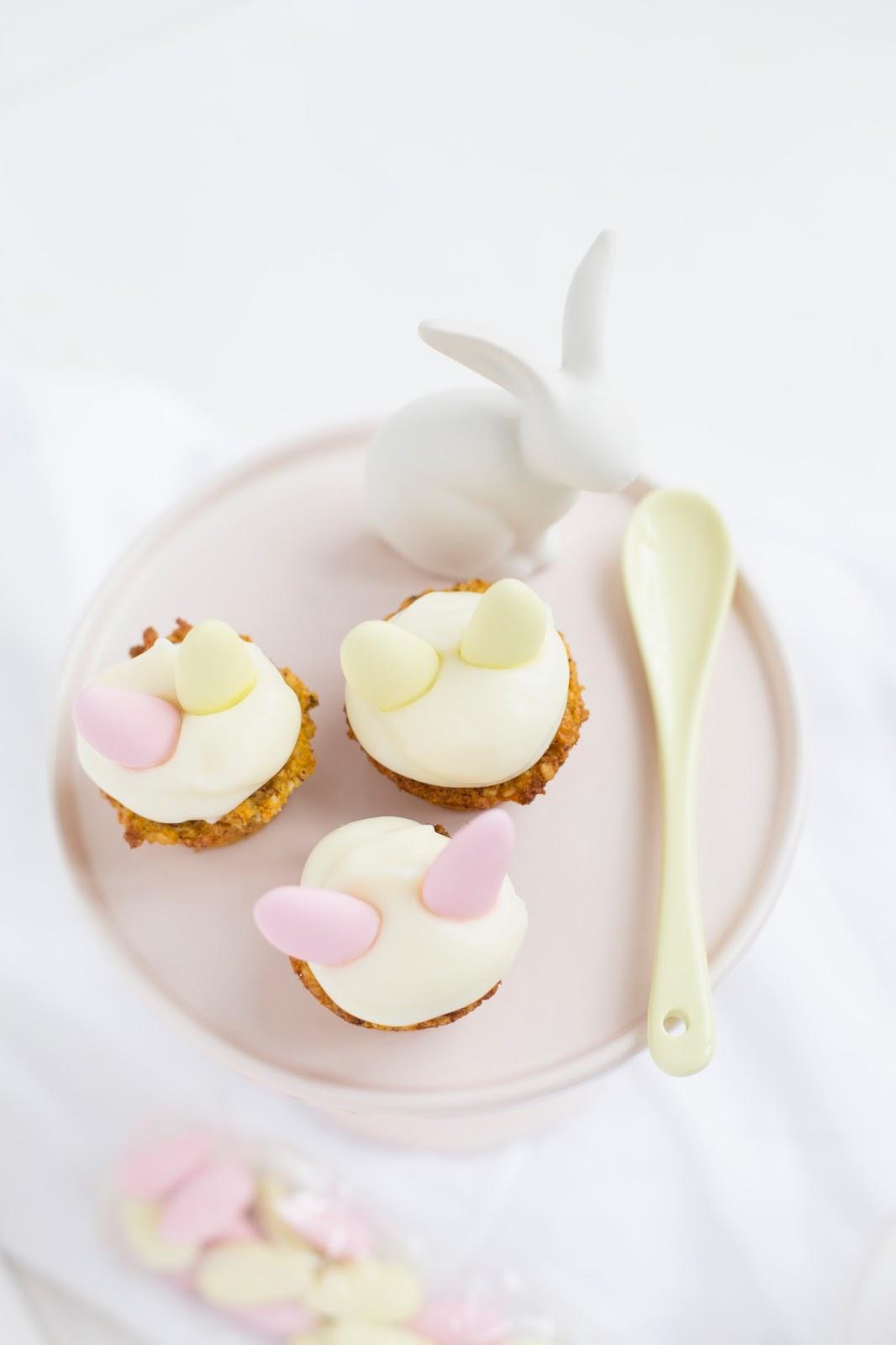 Rübli Mini Cupcakes zu Ostern
