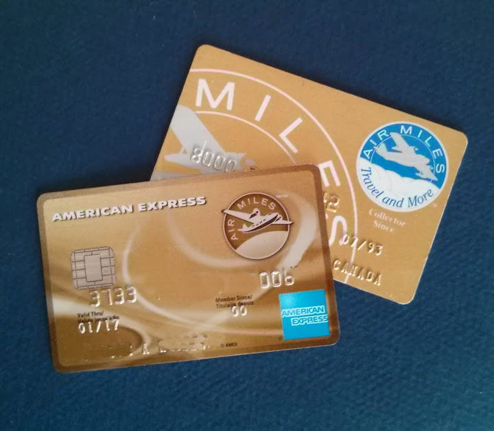 how to get air miles card