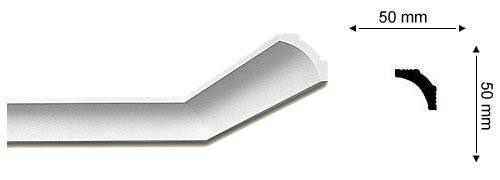 Sanca Nomastyl B5 - 7 cm de largura