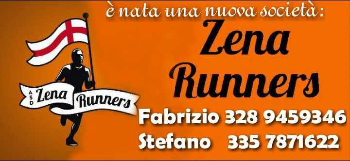 Zena Runners fondata da S. Vernocchi e F. Oliva