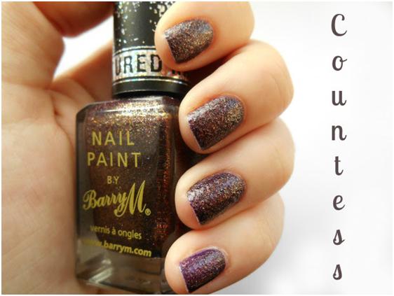 Barry M's Countess nail polish. Visit www.forarealwoman.com
