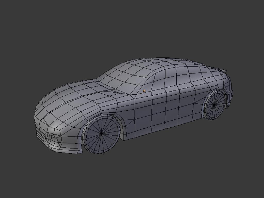 Free Car 3D Models