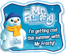 Chillin' with Frosty