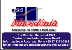 HOTEL MACEDÔNIA