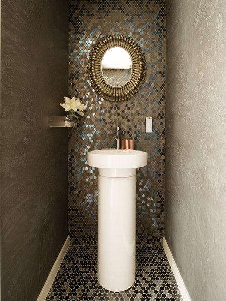 25 idee per trasformare un piccolo bagno