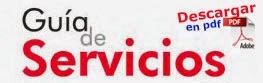Guía de Servicios (pdf)