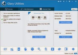 Glary Utilities Pro 4.5